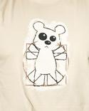 náhled - Da Vinci Teddy pánské tričko