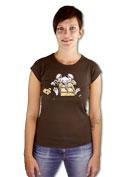 náhled - Gurmán dámské tričko