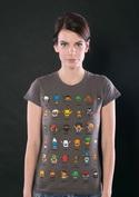 náhled - Basty dámské tričko