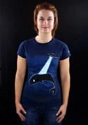 náhled - Big Fish dámské tričko