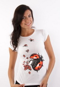 náhled - Ladybird Factory bílé dámské
