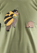 náhled - Pan včelka pánské tričko