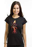 náhled - Zapalovač dámské tričko