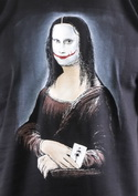 náhled - Mona Joker Lisa pánské tričko