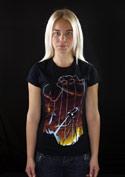 náhled - In God's Hands dámské tričko