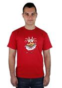 náhled - Vejce Vetřelec pánské tričko
