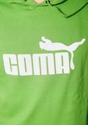 náhled - Coma zelená pánská mikina