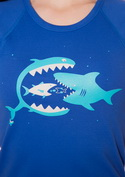 náhled - Rybky dámské tričko