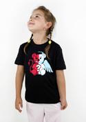 náhled - Anděl vs. ďábel dětské tričko