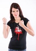 náhled - Voodoo dámské tričko