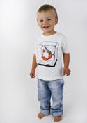 náhled - Tučňák dětské tričko