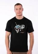 náhled - Našrot pánské tričko