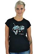 náhled - Našrot dámské tričko