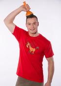 náhled - Jednorožec pánské tričko
