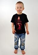 náhled - Zapalovač dětské tričko