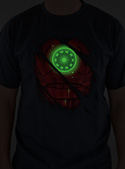 náhled - Ironman šedé dámské tričko