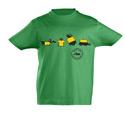 náhled - Testováno dětské tričko