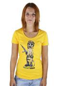 náhled - Surikata dámské tričko