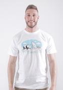 náhled - Lední medvědi pánské tričko
