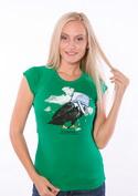 náhled - Orel bělohlavý dámské tričko