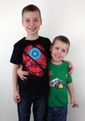 náhled - Ironman dětské tričko