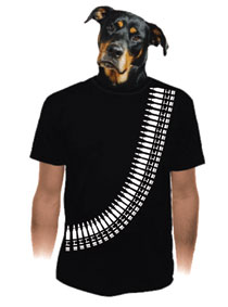 Detail návrhu Rambo