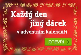 Vánoční adventní kalendář