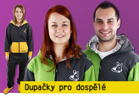 Skippy dupaky pro dospl