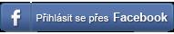 Přihlásit se přes Facebook