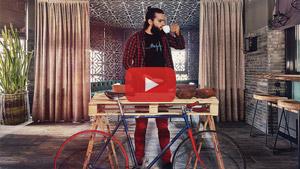 Video kampaň Tričko pro hipstera