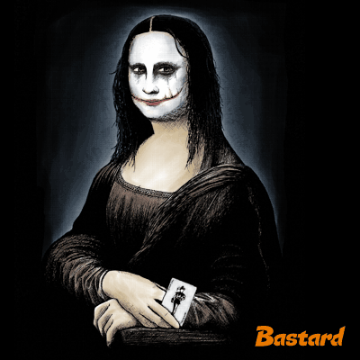 Mona Joker Lisa