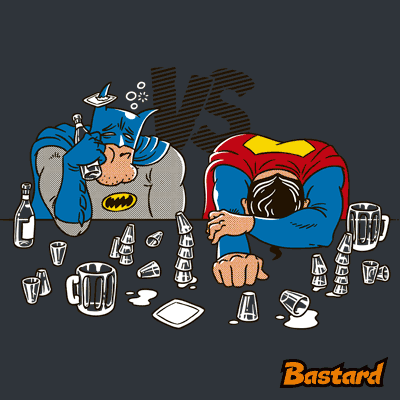 Souboj superhrdinů