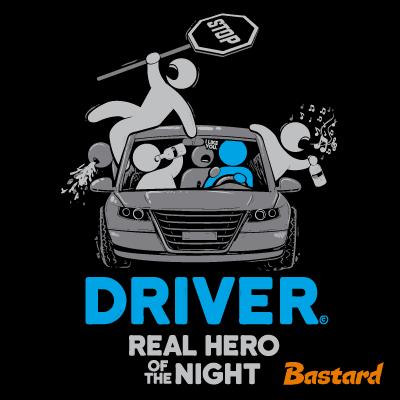 Driver potisk