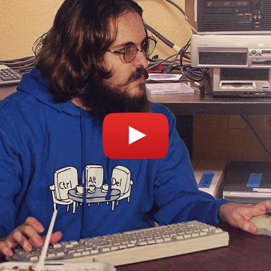 Videospot - geek