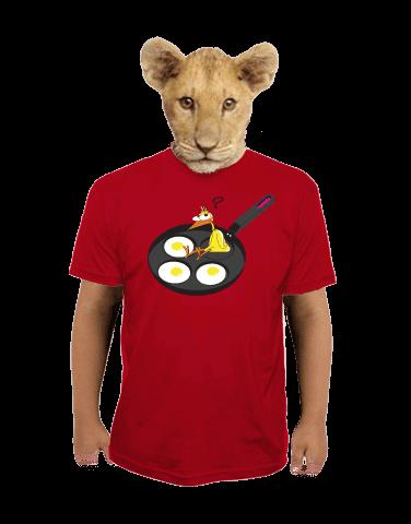 Kuře dětské tričko