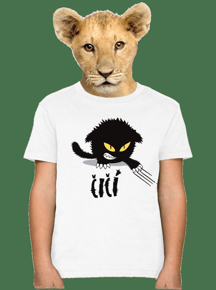 Čičina dětské tričko