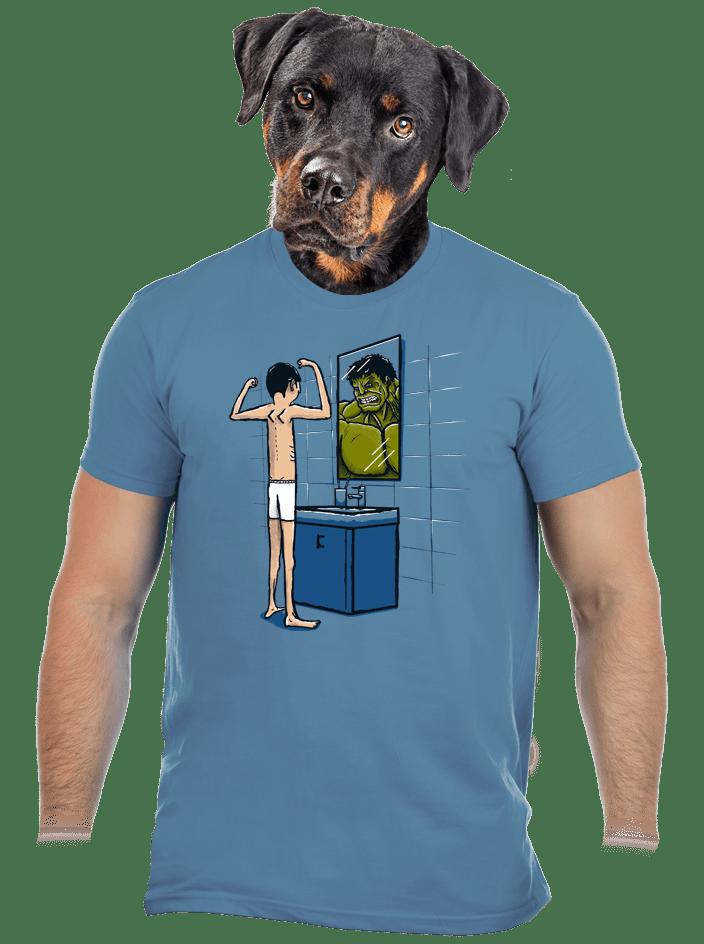 Hulk pánské tričko