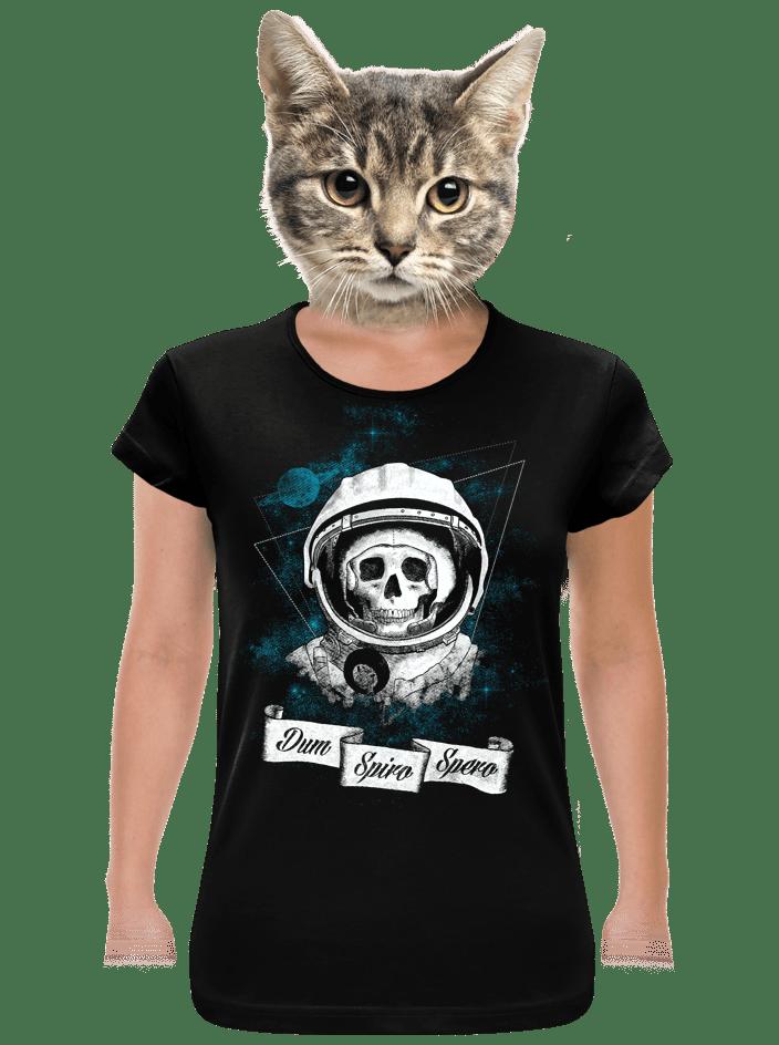 Dum Spiro Spero dámské tričko