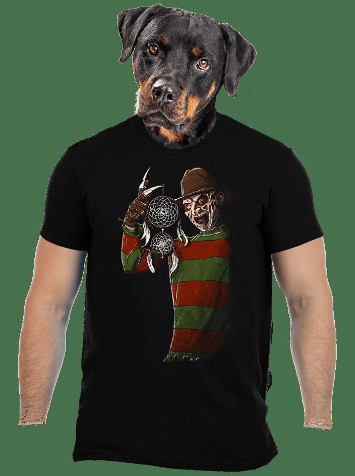 Freddyho pomsta pánské tričko