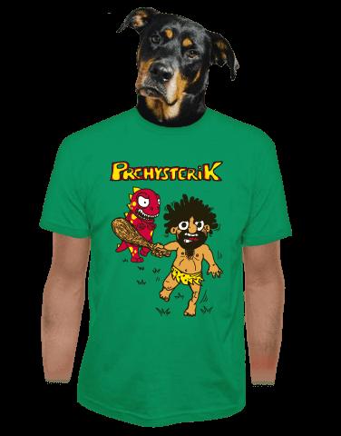 Prehysterik pánské tričko