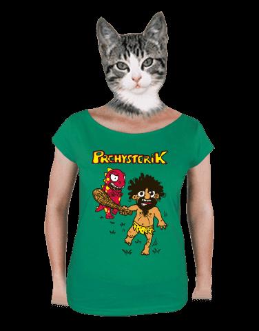Prehysterik dámské tričko