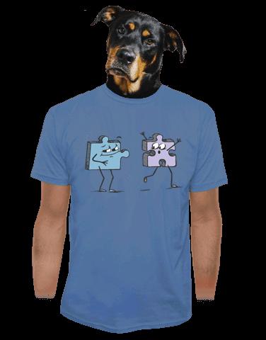 Puzzlíci pánské tričko