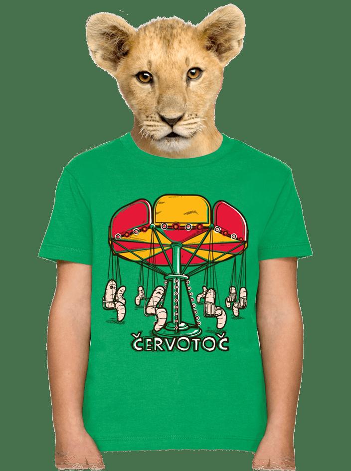 Červotoč dětské tričko