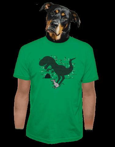 Stínohra pánské tričko