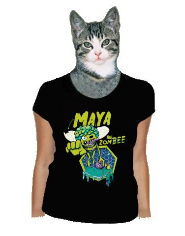 Zombee Mája dámské tričko