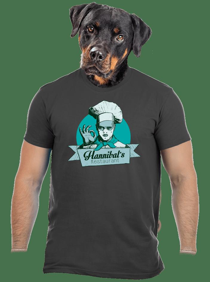 U Hannibala pánské tričko