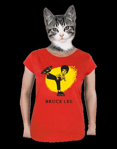 Bruce Lee dámské tričko