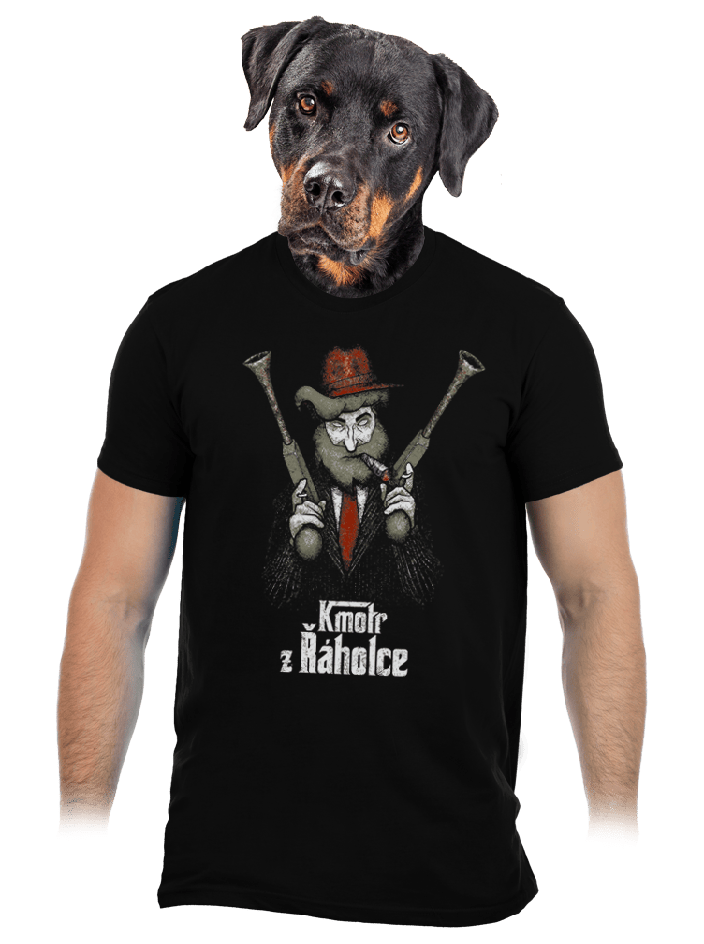Kmotr pánské tričko
