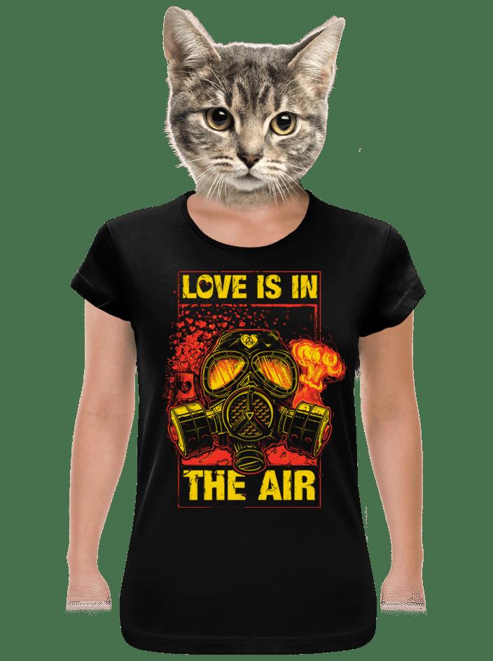 Love is in the Air dámské tričko