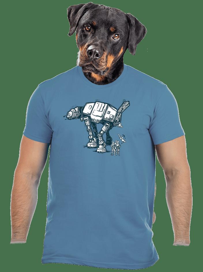 AT-AT pánské tričko